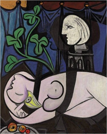 A Picasso Regains Highest Selling Crown at Christie's 4
