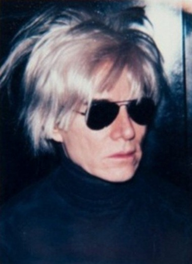Andy Warhol's Arty Celebrity Polaroids on Exhibit 8