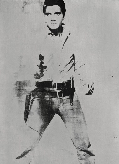 Warhol's Double Elvis (1963) Expected to Fetch $50 Million 3