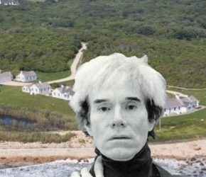 Andy Warhol Waterfront Estate on the Market for Whopping $85M (pics)