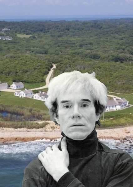 Andy Warhol Waterfront Estate on the Market for Whopping $85M (pics) 4