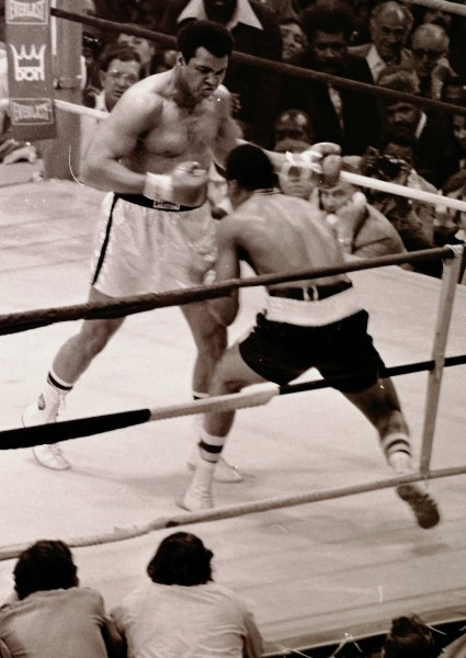 Muhammad Ali Memorabilia Auction Expected to Draw High Rollers 30