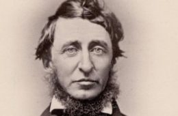 Morgan Library Fetes First Cultural Iconoclast, Henry David Thoreau 14