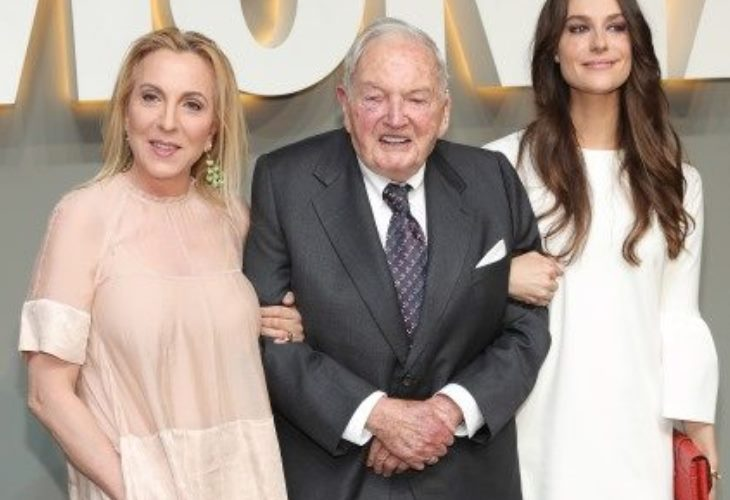 David Rockefeller Estate to Sell Extensive Art, Furniture Collection 1