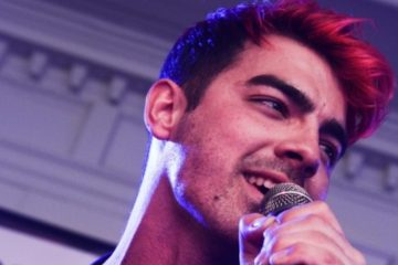 Joe Jonas was the headliner at the Diesel Madison store opening in New York City, which drew familiar faces from music and fashion. (Photo: Diesel)