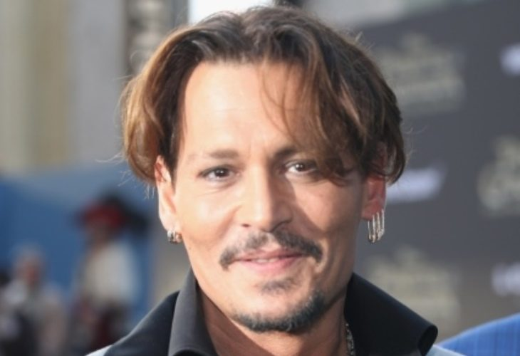 Johnny Depp Pirates Premiere