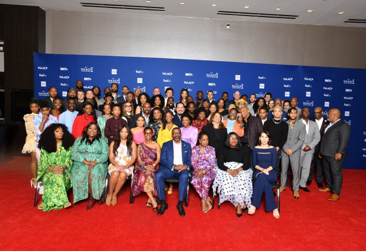 The NAACP honored nominees for the 51st Image Awards in Los Angeles. (Photo: NAACP)