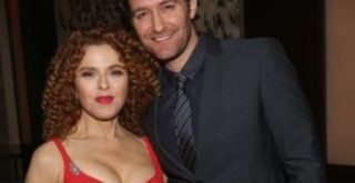 """Bernadette Peters and Matthew Morrison, of Fox's hit show """"Glee"""" performed a the Prostate Cancer Foundation dinner in New York City. (Photo: PFC)"""