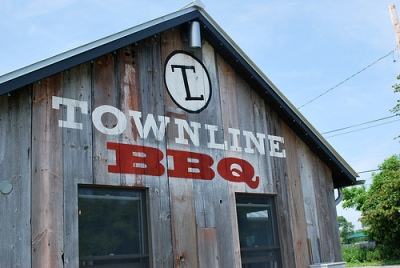 Townline BBQ: Ribs Served Up Texas Style in Sagaponack