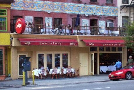 Pescatore: A Neighborhood Hit With Good Food, Moderate Prices