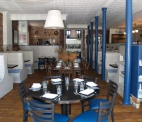 Blue Sky Mediterranean Lounge: Europe in Sag Harbor
