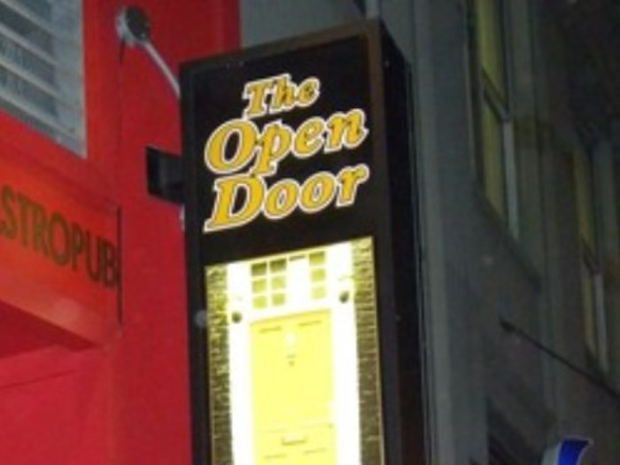 Open Door Gastropub: Irish Pub Goes Upscale in Downtown Manhattan