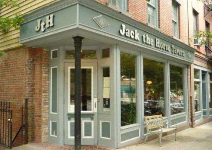 Jack the Horse Tavern, Old World Charm, Manhattan Style in Brooklyn