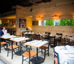 Sotto Sopra Pairs Steak, Northern Italian Cuisine in Amagansett