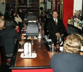 Beekman Bar & Books: James Bond Would Love English Theme