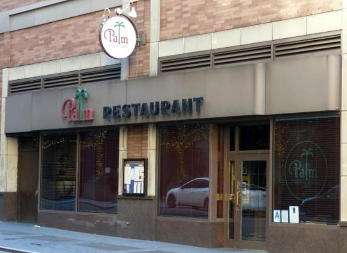 Palm West: Steaks With Side-Order of Celebrities in Mid-Town Theater District