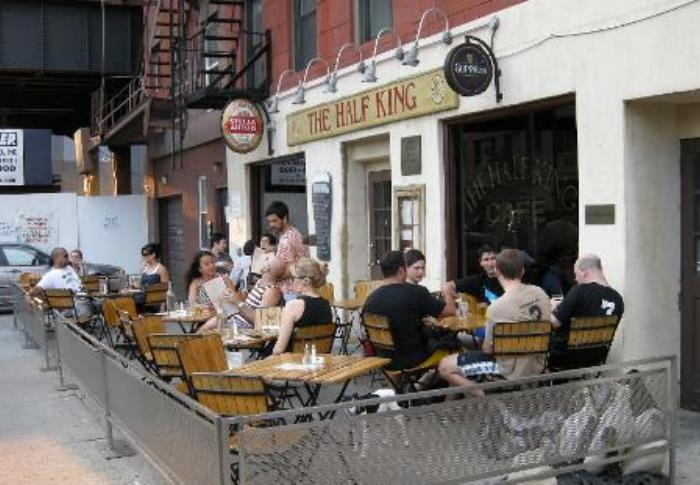 Sebastian Junger's The Half King: Bar Fare That's a Cut Above