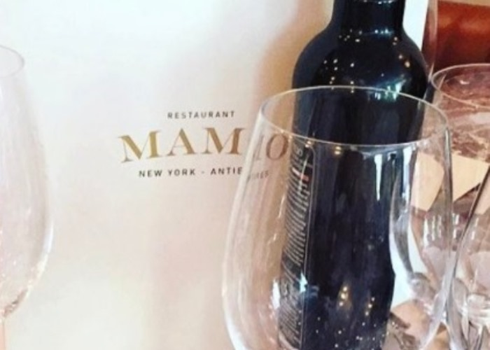 Mike Mammoliti's SoHo Restaurant, Mamo, Is All About French Provençal