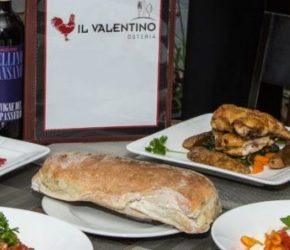 Mirso Lekic Relocates, Renames Renowned Il Valentino Restaurant