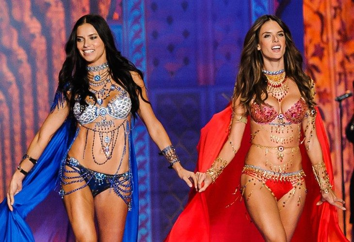 Victoria's Secret has canceled its iconic fashion show, in another blow to the brand. (Photo: Bang ShowBiz)