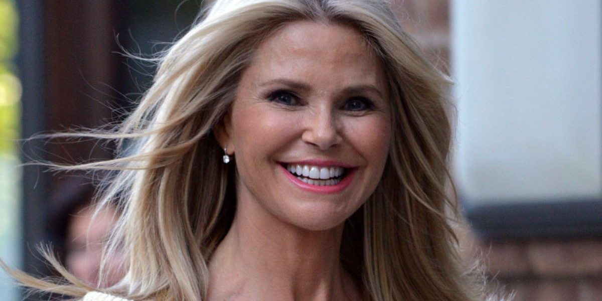 Christie Brinkley says hip surgery caused her to fall into a depression. (Photo: Bang ShowBiz)