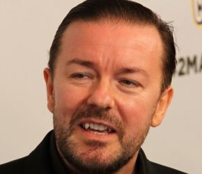 Ricky Gervais a Tired Choice to Host Golden Globes, Again