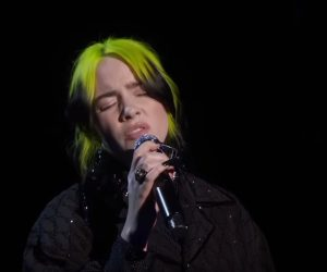 Billie Eilish Sings Mournful Tribute for 92nd Oscars Memoriam (See!)