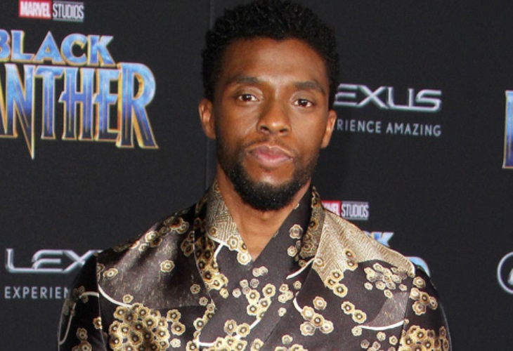 Chadwick Boseman secretly battled colon cancer while making blockbuster movies. (Photo: Bang ShowBiz)