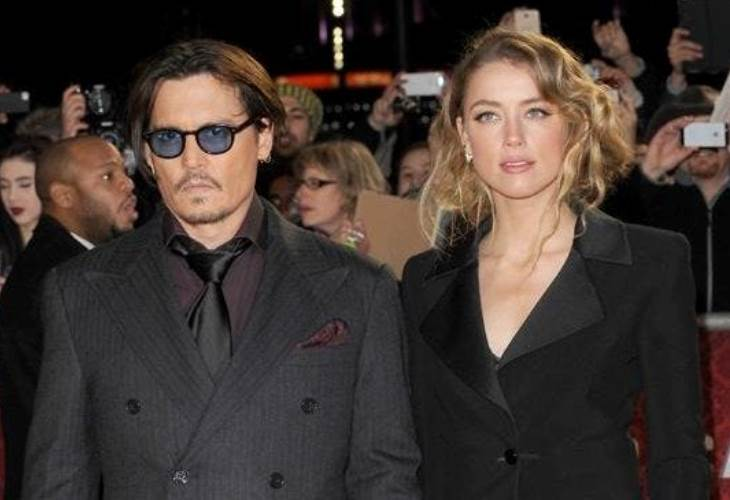 Johnny Depp, Laid Low By Ruinous Meltdown, Gets a Lift From Unlikely Source