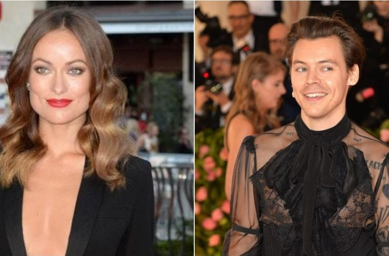 Olivia Wilde and Harry Styles have raised ethical questions about relationship. (Photo: Bang ShowBiz)
