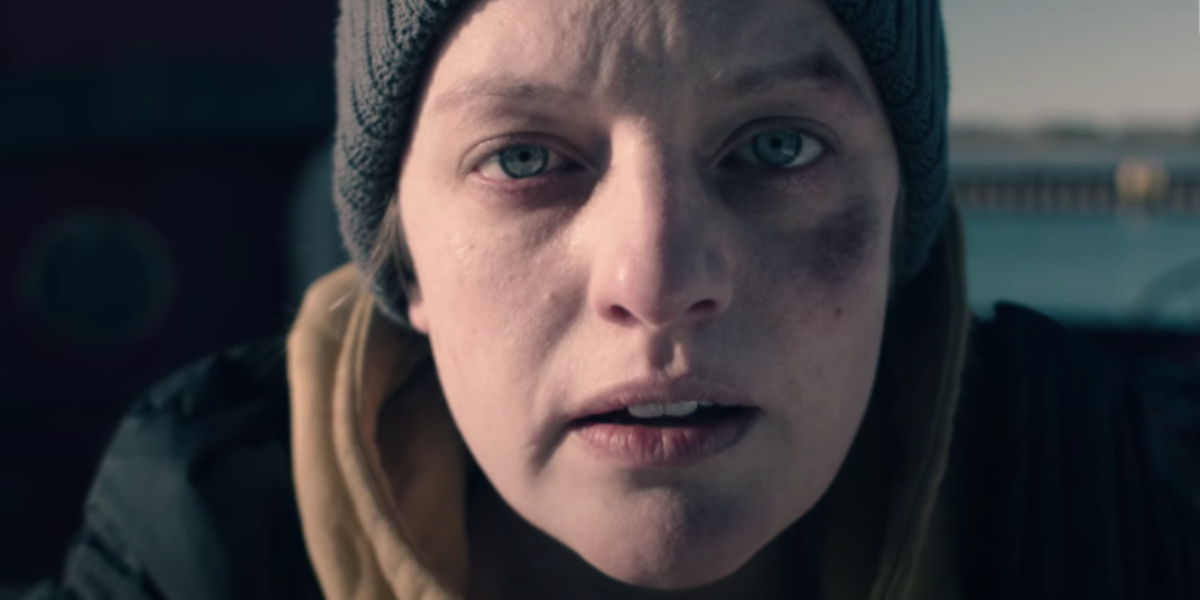 June Osborne (Elisabeth Moss) joins the resistance in Handmaid's Tale, season 4. (Photo: ScreenCap)