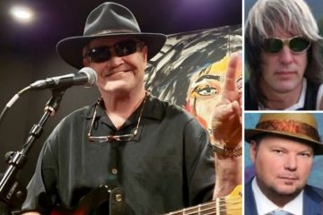Micky Dolenz (left) will join Todd Rundgren (top) and Christopher Cross in a tribute tour to the Beatles White Album. (Photo; DisCompany)