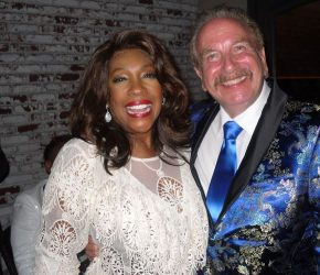 Mark Bego Scores Supreme Success: New No. 1 Book on 'Supremes' Mary Wilson