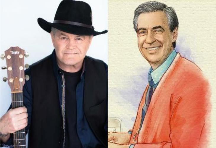 Monkee Micky Dolenz sings the debut single from the Mr. Rogers tribute album. (Photo: DisCompany)
