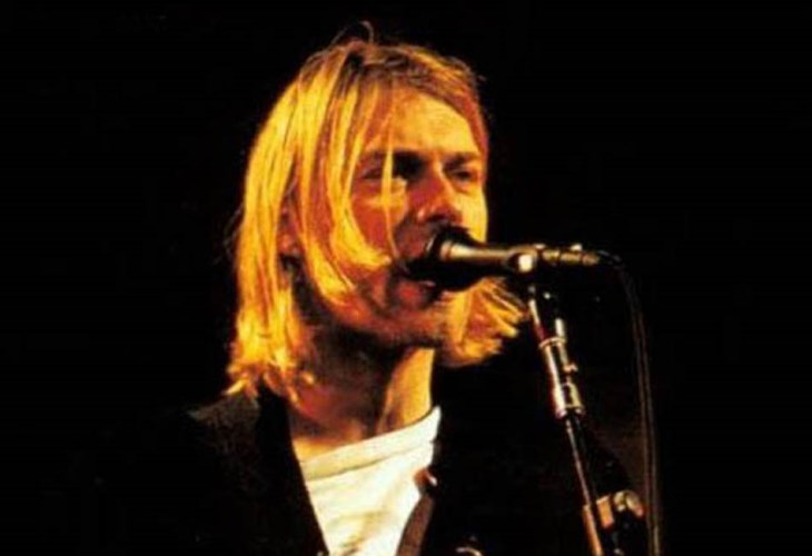 Kurt Cobain's hit 'Smells Like Teen Spirit' lives on long after his death. (Photo: Bang ShowBiz)