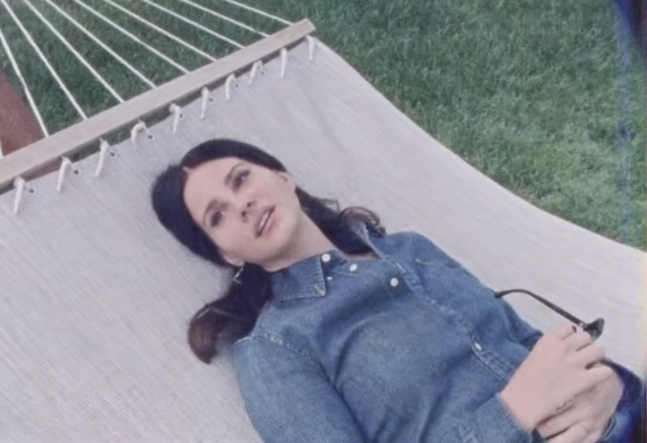 Lana Del Rey's Normal Fucking Rockwell is a languid portrait of Americana. (Photo: YouTube/ScreenCap)_