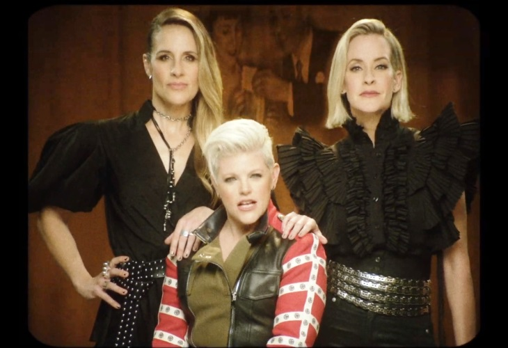 Dixie Chicks Return (Not a Moment Too Soon) With New Album, Fiery Video (See!)