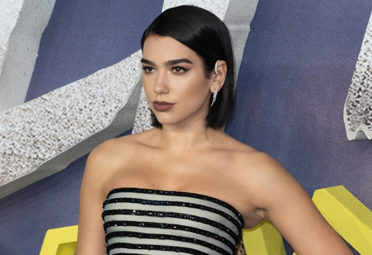 Beyond Sexy Dua Lipa Wants Fans to Know She Has a Secret Fear (photos)