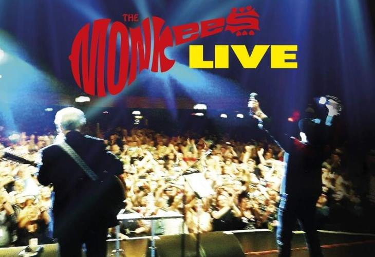 Mike & Micky Show Live Album Seals Monkees as a 'Real' Band for the Ages