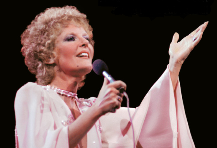 Petula Clark's signature 1974 Royal Albert Hall concert has been captured on a new CD. (Photo: Petula Clark)