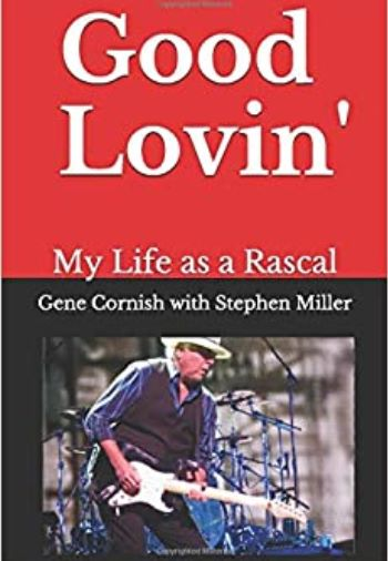 Gene Cornish recounts his days in iconic rock band The Rascals. Click on photo to buy!  (Photo: amazon.com)