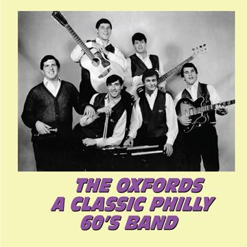 The Oxfords' album is No. 1 on Amazon's pop oldies chart. Click the photo to buy it on amazon.com. (Photo: The Oxfords)
