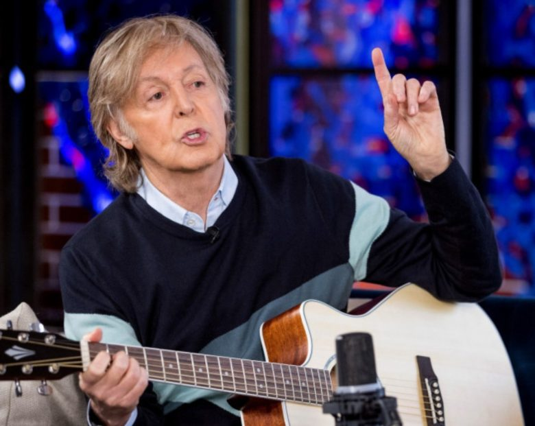 Paul McCartney Adds Coda to His Long Career with 'McCartney III'
