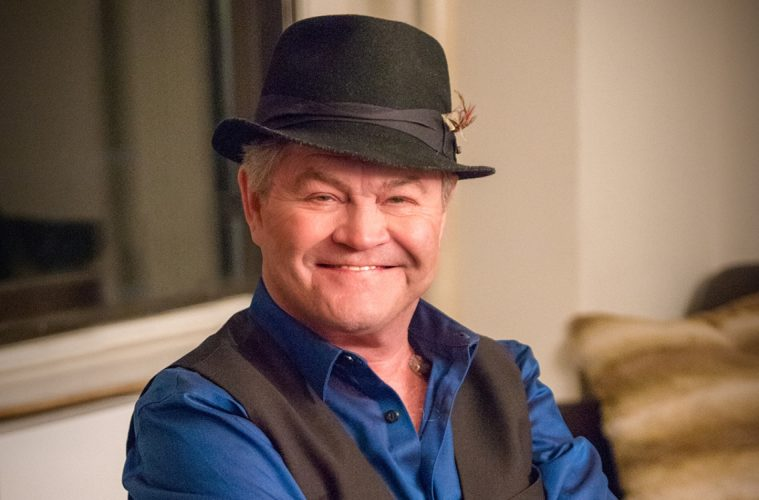 Monkee Micky Dolenz has a new album and tour on the way. (Photo: DisCompany)
