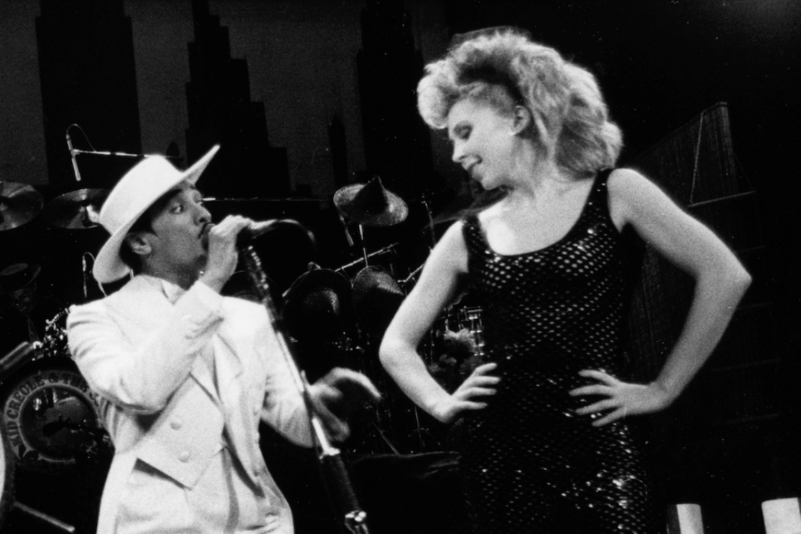 August Darnell and Adriana Kaegi performing as Kid Creole and the Coconuts. (Photo: John Rynski)