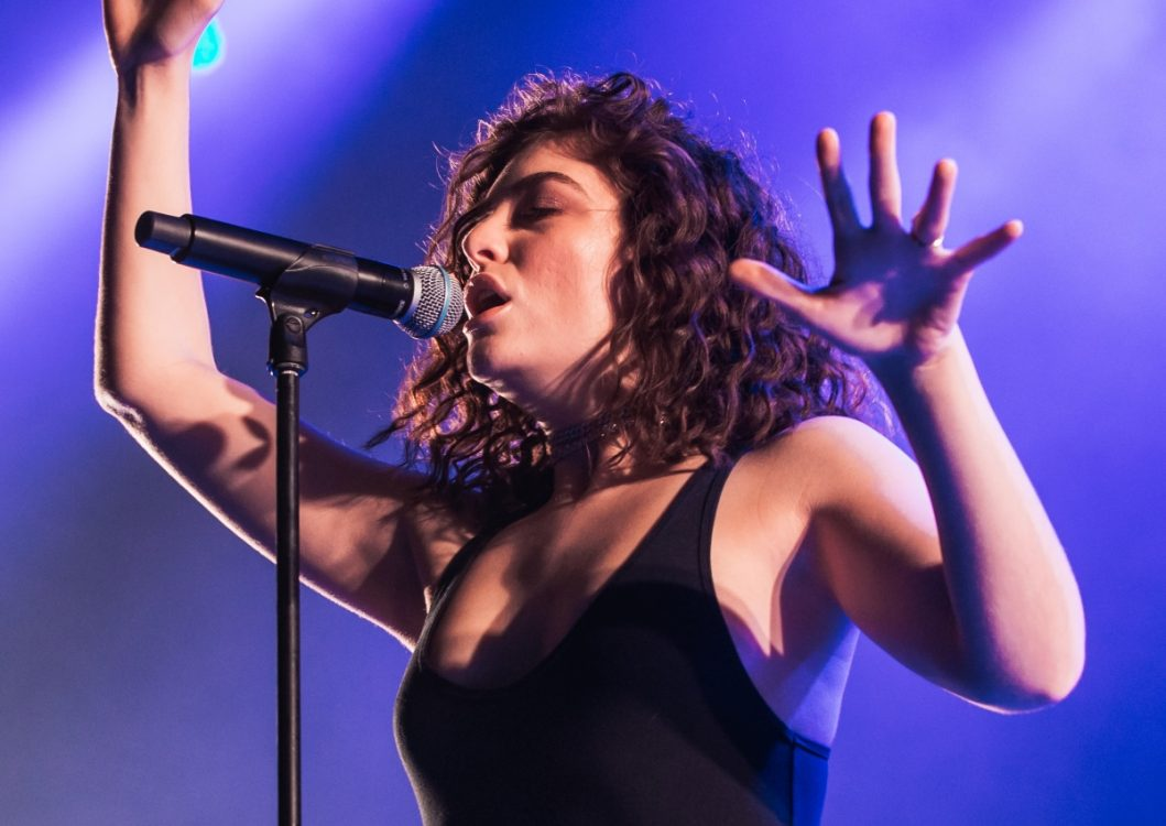 Lordy! Lordy! Lorde! Kiwi Singer Posts Racy Song Cover: But Is It Really Her? (See!)