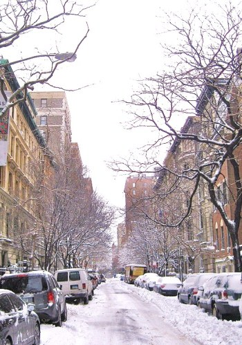 New York City's streets have been mostly cleared, according to Mayor Bloomberg.