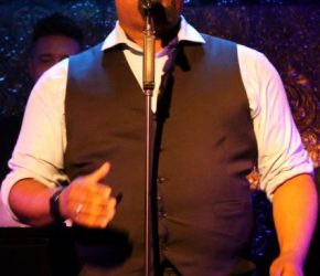 James Monroe Iglehart Warms Hearts With Lots of Soul at 54 Below