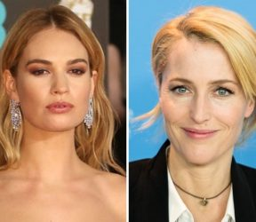 Gillian Anderson, Lily James Set to Anchor 'All About Eve' on London's West End