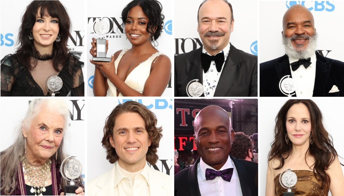 74th Tony Awards! Backstage With Stars Who Made Broadway Memorable